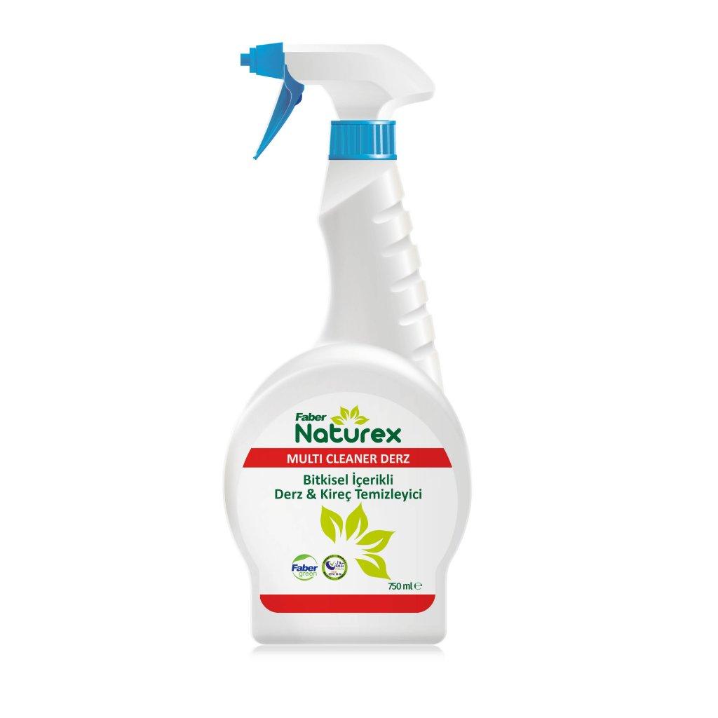 Faber Naturex Multi Cleaner Derz Temizleyici (750 ml Sprey)
