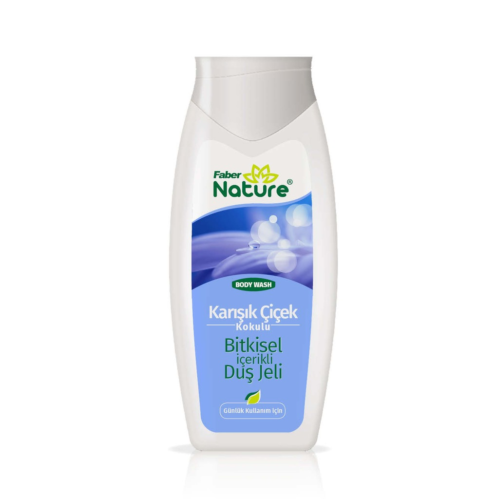 Faber Nature Touch Nemlendirici Duş Jeli (400ml)